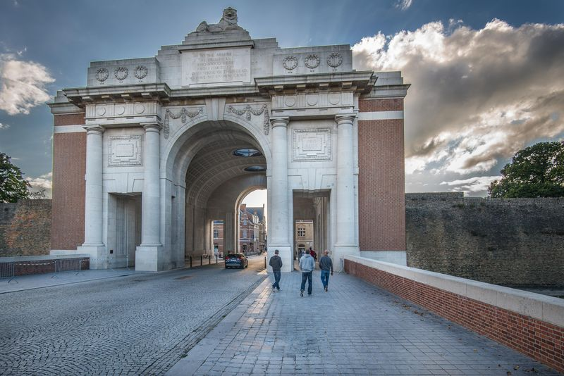 Ghent and Ypres-9