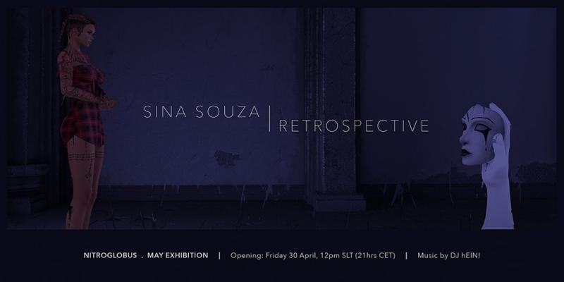 Poster Retrospective - SIna Souza - May 2021 Nitroglobus