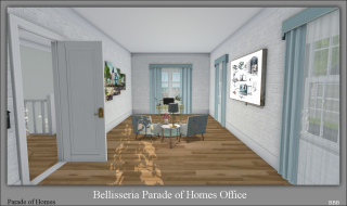 Parade of Homes Office