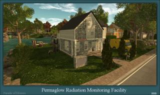 Permaglow Radiation Monitoring Facility