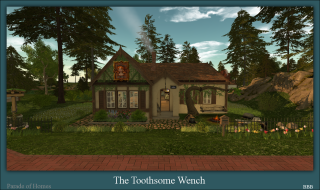 The Toothsome Wench