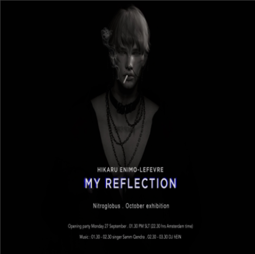 My Reflection Poster