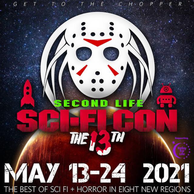 SciFi Con 2021 - 1