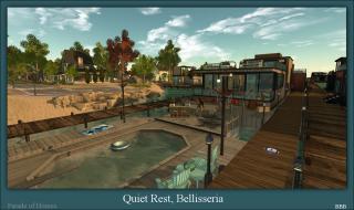Quiet Rest  Bellisseria