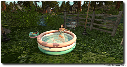 Malibu Pool 2