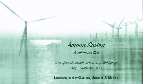 Amona Savira Poster