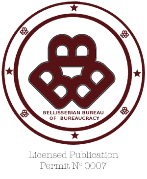 BBB Publication Licence 7