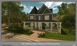 The Bellisserian Bureau of Bureaucracy b