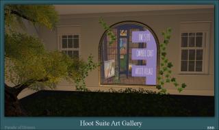 Hoot Suite Art Gallery