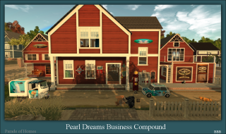 Pearl Dreams Business Compound