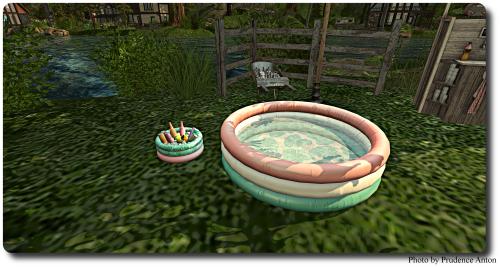 Malibu Pool 1