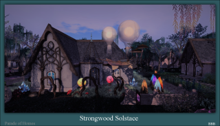 Strongwood Solstace