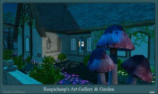 Reepicheep's Art Gallery & Garden