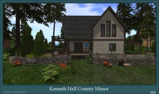 Kenneth Hall Country Manor